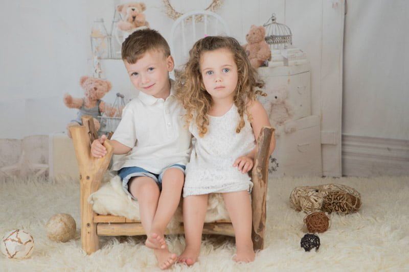 צילומי משפחה בסטודיו ליואב ולינה