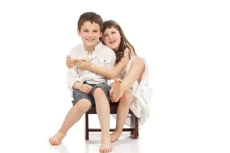 צילומי משפחה לאח יובל ולאחות חגית