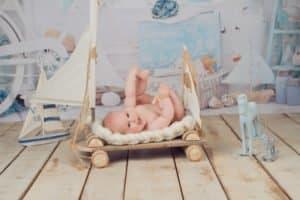 צילום לתינוק בן חצי שנה