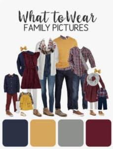 מה ללבוש לציומי משפחה בטבע