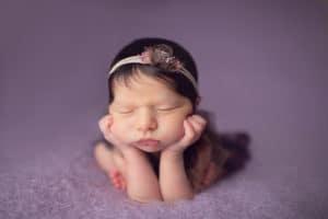 צילום ניובורן לתינוק מיד לאחר הלידה
