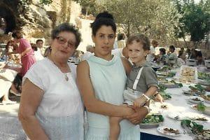 צילומי דורות, צילום משפחה מורחבת