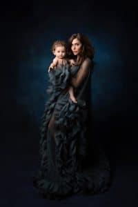 תמונה של נעמה קסרי עם מיכאלה