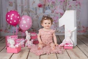 צילום יום הולדת לגיל שנה